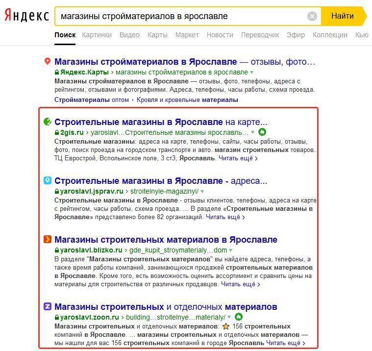 вывод сайта в топ яндекс Светлогорский проезд