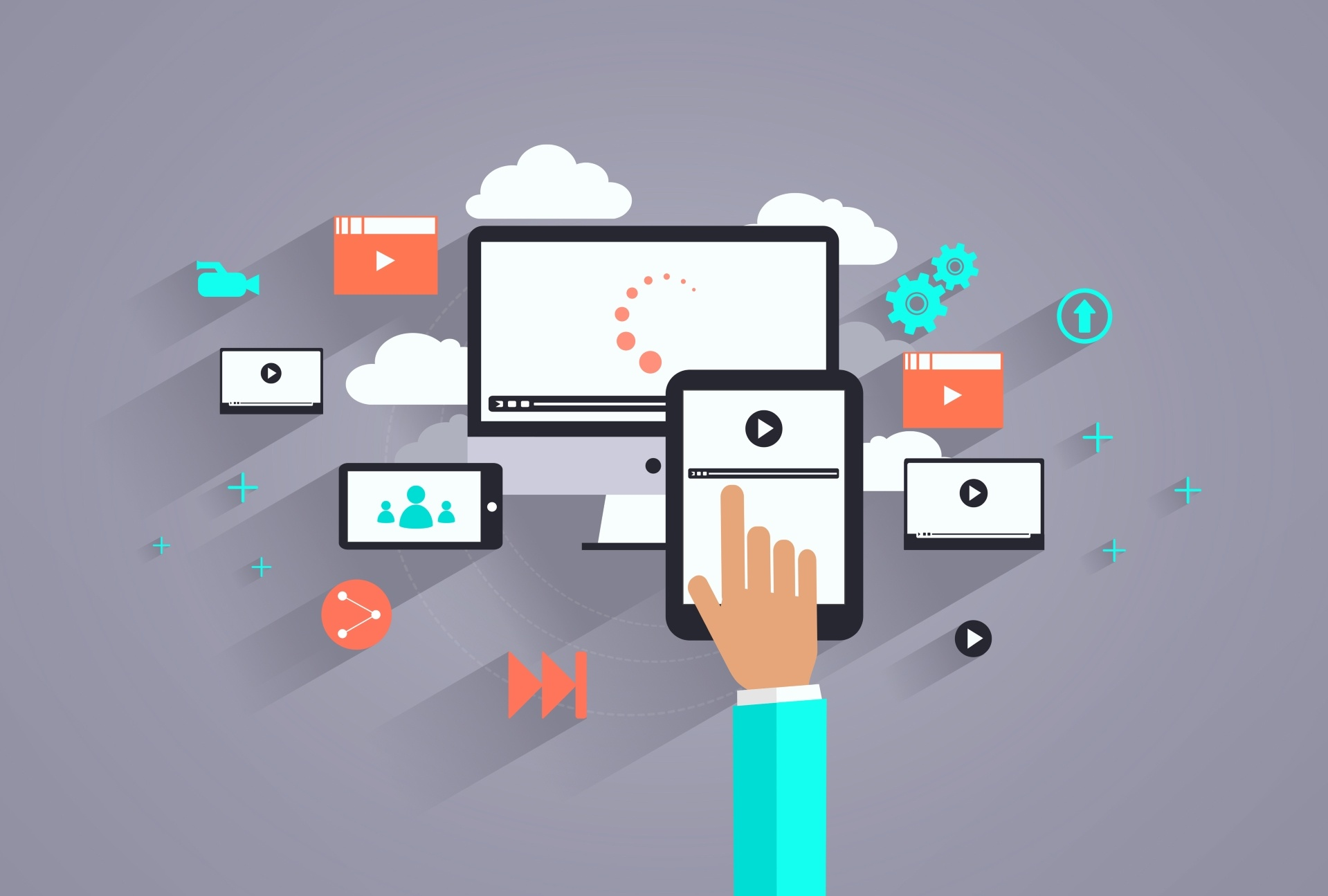 Создание видео контента для сайта создание новостей для сайта html